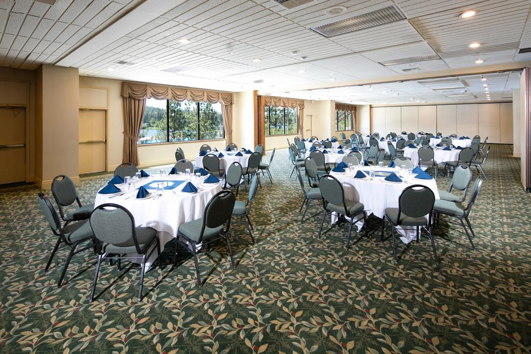 Host Events In Our Post Falls Meeting Space