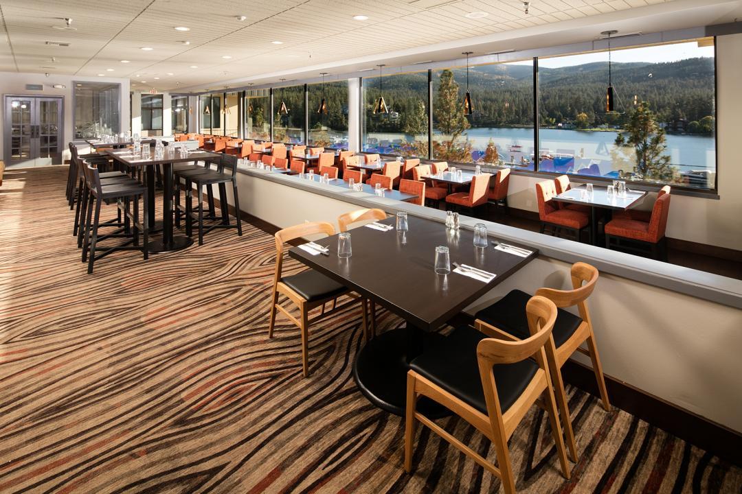 Restauration, boissons et repas à notre hôtel Post Falls, ID