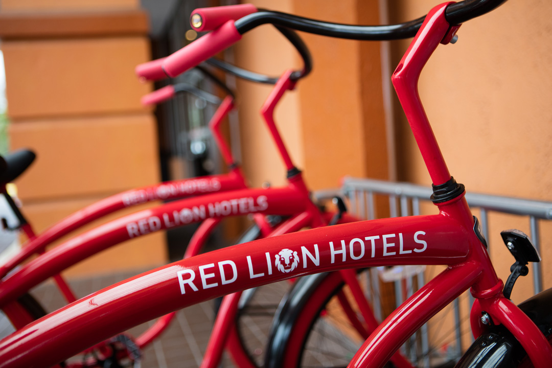 Bike Rentals at Red Lion Hotel Pasco